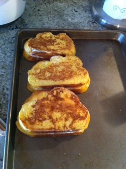 Stuffed French Toast That Will Change Your Life.