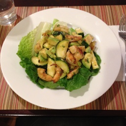 Lighten Things Up with Shrimp & Avocado Salad