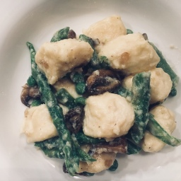 Simple and Delicious Ricotta Gnocchi